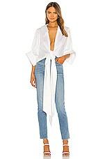 Piece of White Hayley Shirt in White