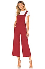 Rachel Pally Odessa Overall in Pomegranate