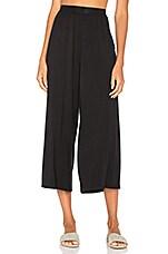 Rachel Pally Alistair Crop Pant in Black