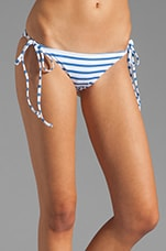 Ibiza Bottom in Nile Stripe