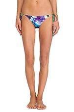 Ibiza Bikini Bottom in Watercolor
