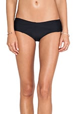 Roatan Bikini Bottom in Black