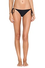 Ibiza Bikini Bottom in Black