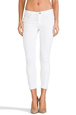 Repair Capri Jean in Bright White