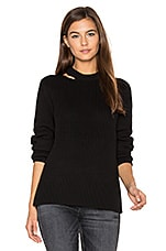 Ginnie Sweater in Black