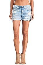 Boyfriend Short in Rebel