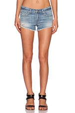 SHORT EN JEAN THE CUT-OFF