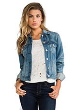 The Jean Jacket in Perfect