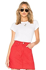 f0793cc144 rag & bone/JEAN Moss Skirt in Bull Red | REVOLVE