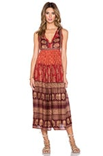 ROBE MAXI INDIAN SUMMER
