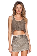 TOP CROPPED GLITZ & GLAM