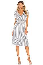 Rails Ashlyn Midi Dress in Rio Stripe