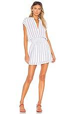 Rails Angelina Dress in Cayman Stripe