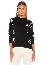 Rails Kana Sweater in Midnight Ivory Stars
