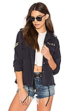 Rails Maverick Jacket in Indigo