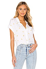 Rails Whitney Button Down in Citron