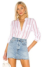 Rails Reagan Button Down in Tulip Stripe