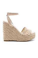RAYE Auburn Wedge in Tan