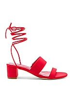 RAYE Paris Heel in Red