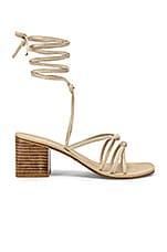 RAYE Positano Heel in Tan