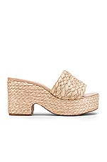 RAYE Gable Wedge in Natural