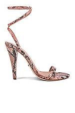 RAYE Clara Heel in Mauve Pink