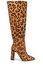 RAYE Jax Boot in Tan Leopard