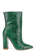 RAYE Hendrix Bootie in Evergreen