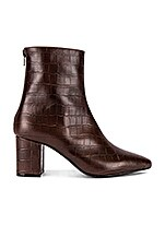 RAYE Halo Bootie in Brown