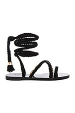 Sadie Sandal in Black