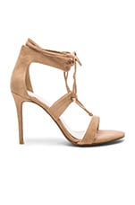 Byron Heel in Tan