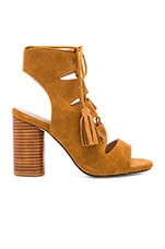 Mila Heel in Whiskey