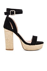 Helene Heel in Black