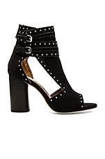Matty Heel in Black