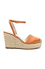 RAYE Sofia Espadrille in Burnt Orange