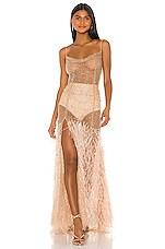 REVE RICHE Mayrem Dress in Dusty Rose