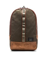 Derby Backpack in Black Olive