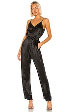 Rag & Bone Rochelle Jumpsuit in Black