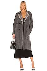 Rag & Bone Rach Coat in Grey