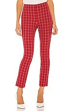 Rag & Bone Simone Pant in Red Multi