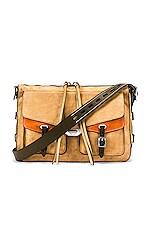 Rag & Bone Field Messenger Bag in Almond Multi