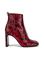 Rag & Bone Ellis Boot in Red
