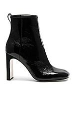 Ellis Boot in Black Patent