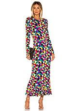 Rhode Resort Dylan Dress in Confetti