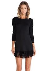 Riller & Fount Josephine Dress in Black