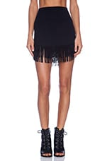 Riller & Fount Rocco Skirt in Black