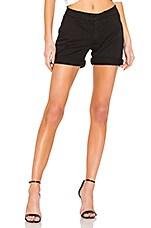 Reiko Selena Bermuda Short in Black