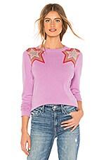 Replica Los Angeles Stars Sweater in Mauve