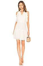 Rebecca Minkoff Emi Dress in Cream