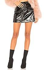 Rebecca Minkoff Elly Skirt in Black